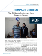 UNHCRTurkey DonorImpactStory Norway August2017