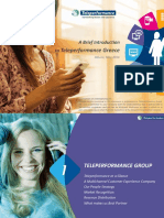 Introduction to Teleperformance Greece_May 2016