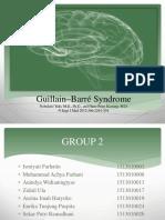Guillain–Barré Syndrome kelompok 2 edit.pptx
