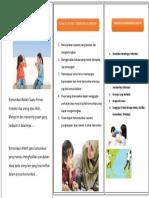 Leaflet Komunikasi Efektif