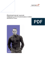 Livre Blanc NextiraOne - Telephonie Sur IP Et Communications Unifiees