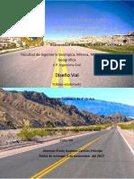 Memoria Descriptiva de Carretera