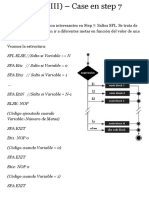 Saltos SPL (III) - Case en step 7 - Programación SIEMENS