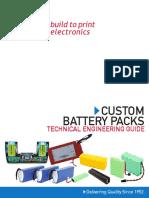 Engineering Guide Custom Battery Packs