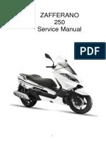 Zafferano Service Manual FINAL
