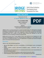 3rd BRIDGE for Cities_Save the Date Flyer