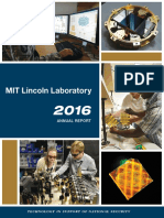 MIT 2016 Report of Research
