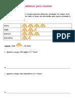 Problemas para resolver matemática.docx