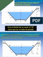 Consideraciones Practicas Para El Diseño de Un Canal.docx