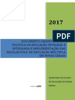 Documento Política de Educação Integral e Integrada FINAL