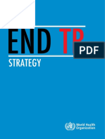 End TB Strategy WHO