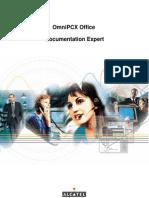 Documentation Alcatel Omnipcx Office Oxo en Francais French