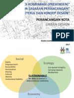 Minggu 12 - Sustainable Urban Design