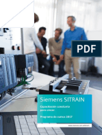 Brochure Sitrain 2017