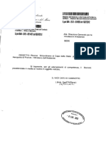 Decreto Decisorio Presidente Repubblica