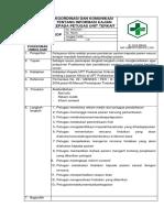 7.2.2 Ep 3 Koordinasi Dan Komunikasi Tentang Informasi Kajian Kepada Petugas Unit Terkait