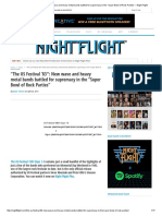 """""""the US Festival '83″_ New Wave and Heavy Metal Bands Battled for Supremacy in the """"Super Bowl of Rock Parties"""" – Night Flight"""