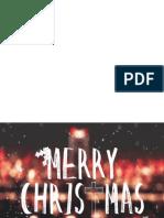 Christmas Medley 2017