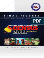 PNG 2011 Census