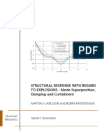 Web5185_structural Response With Regard-explosion