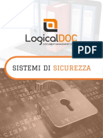 Sicurezza in LogicalDOC