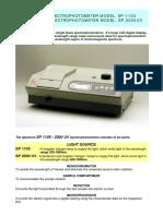 SP 1105-2000UV