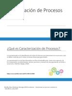 TP Caracterización de Procesos