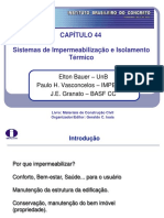 cap44 - Sistemas de Impermeabilização