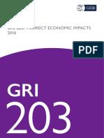 Gri 203 Indirect Economic Impacts 2016