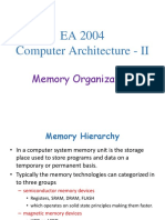 Comp Architecture Chapter 6_memory_organization