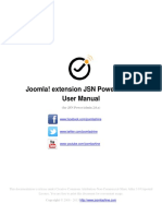 Jsn Poweradmin User Manual