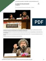 Viver não é sobreviver_ para além da vida aprisionada – Peter pal Pelbart – primeira parte _ Rede Humaniza SUS