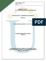 M2_Fase 1Pre-Proceso y Proceso de Productos Alimenticios
