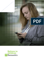 Youth and the Internet Report