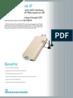 Topex GSM VoIP MobiLink IP