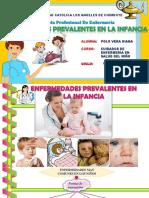 Enfermedades Prevalentes en La Infancia-diana