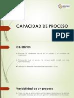 20. Capacidad de Proceso