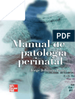 Manual Patologias Perinatales