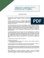 (Inicio) Especificaciones Tecnicas-disposiciones Generales