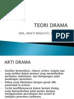 Teori Drama