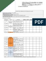 Acuerdo de Aprendizaje Analisis y Manejo de Carteras de Inversiones