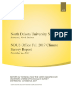 2017 Climate Survey Report
