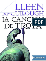La cancion de Troya - Colleen McCullough.pdf