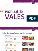 Manual Vales