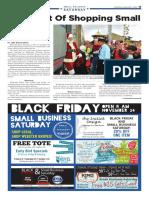 Small Business Saturday - Nov. 25, 2017 wkt