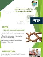 Intervención Psicosocial CESFAM GUZMAN Ppt