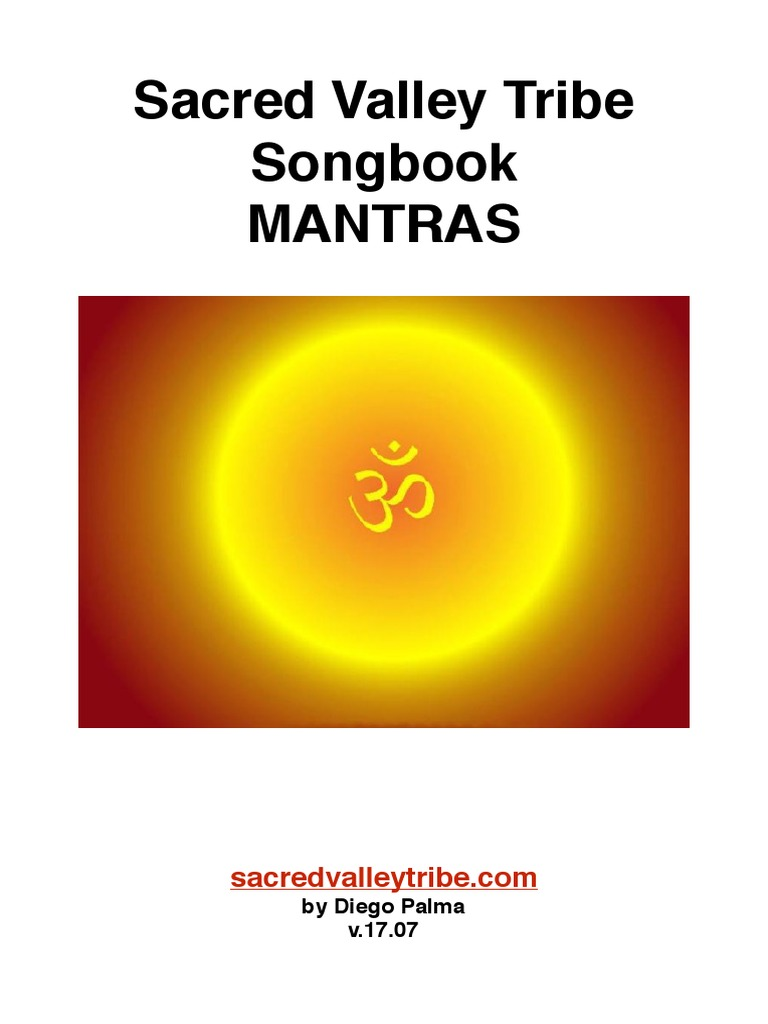 Songbook Mantras   Brahman   Devi