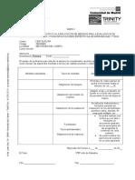 Anexo, TDHA y Dislexia