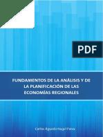 Fundamentos de La Analisis y de La Planificacion de Las Economias Regionales1