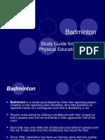 Badminton Guide